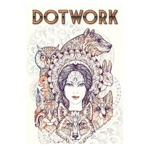 Dotwork Tattoo Book