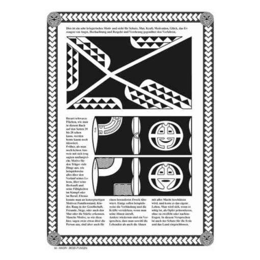 Maori Vol. 2 Bedeutungen