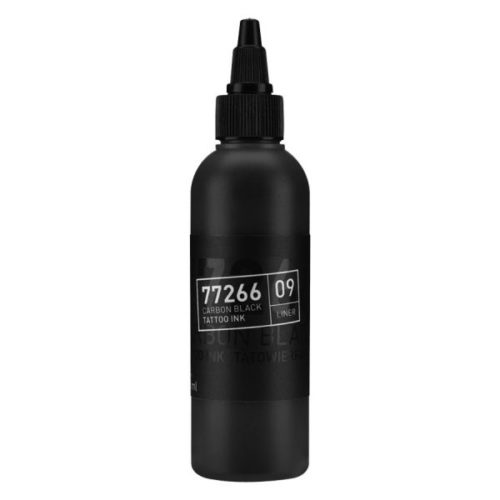 77266 Carbon Black Tattoo INK - Liner 09 95 %