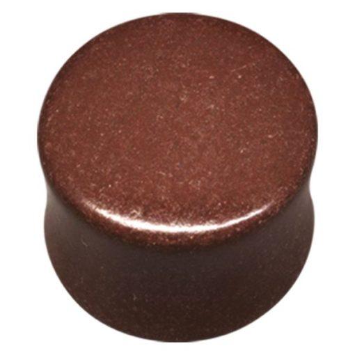 Chocolate Stone Plug