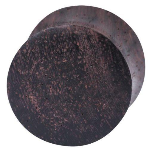 Exotic Organics Plugs - Black Rosewood