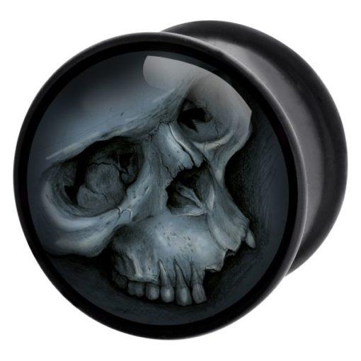 Grey Skull Right
