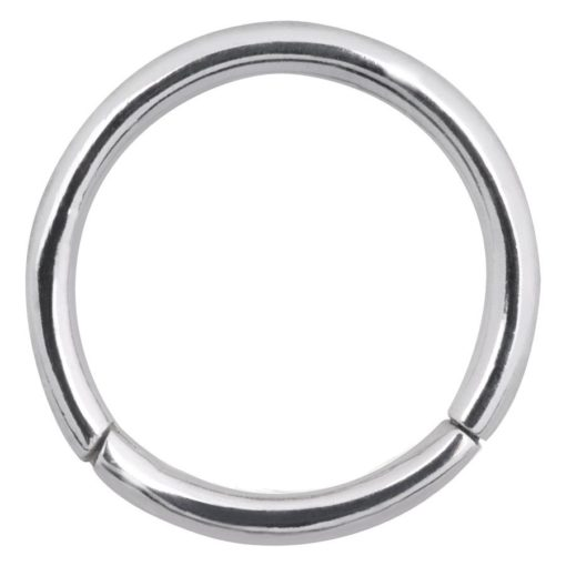 Steel Basicline® Segmentring mit Scharnier