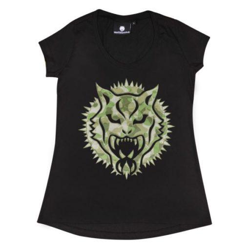 "Wildcat® Damen T-Shirt ""Camouflage"""