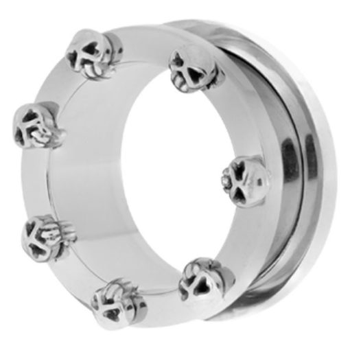 Steel Basicline® - Magic Skull Tunnel
