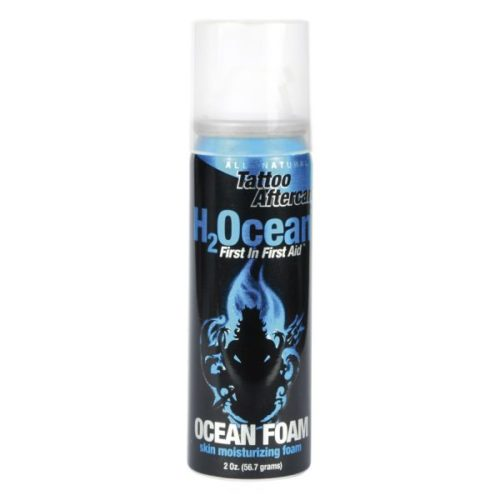 H2Ocean - Tattoo Aftercare Foam 59 ml