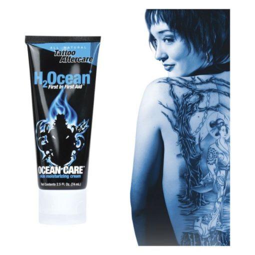 H2Ocean - Tattoo Aftercare - Ocean Care