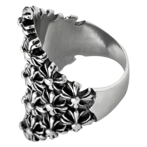 Steel Basicline® Delight Ring