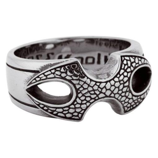 Steel Basicline® Kool Katana Eye Casting Ring Motiv 2