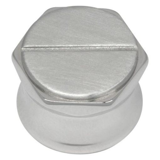 Steel Basicline® Screw Head Plug