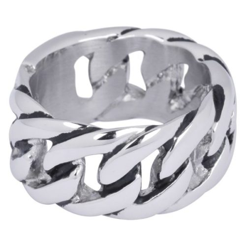Steel Basicline® Big Round Ring