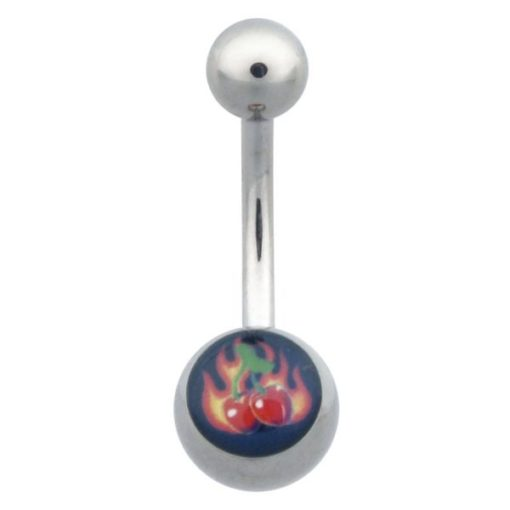 Titan Highline® Picturebell Flaming Cherries