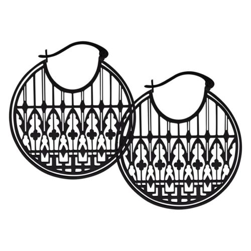 Copy of Gothic Cathedral Hoops