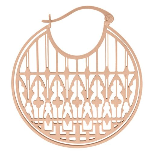 Gothic Cathedral Hoops
